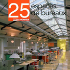 AUBE's office space was included in the French book 25 Office Spaces